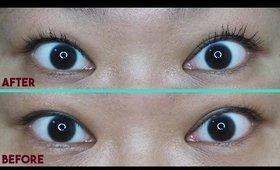 Younique Moodstruck 3D Fiber Lash Mascara | Test Time