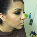 Did my sister in laws makeup