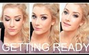 Get Ready With Me- Smokey Eyes! ♡ | rpiercemakeup