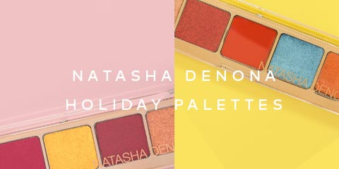Shop Natasha Denona's Holiday 2017 Collection!