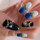 Japanese Nail Art Inspired Chanel Nails