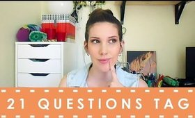 TAG: 21 Questions | Blueberry segmentS