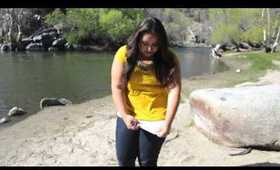 OOTD: By the Kern River
