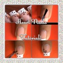 Heart Nails Pictorial