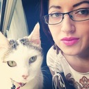 My Glitzy and I taking selfies