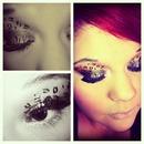 animal print eyes
