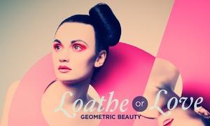 Great article on Beautylish ... Loathe or Love: Geometric Beauty http://www.beautylish.com/a/vcyws/loathe-or-love-geometric-beauty  Much Love Claire xoxo  http://www.beautylish.com/Claire-SchultzMUA http://claire-schultz.tumblr.com/post/16755929408/loathe