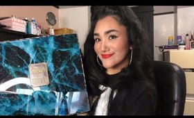 URBAN DECAY X GAME OF THRONES COLLECTION! - UNBOXING + SWATCHES