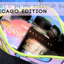 What's in my Makeup Bag? Chicago Edition