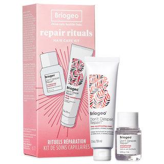 Briogeo Repair Rituals Hair Care Kit
