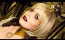 Halloween Makeup Tutorial: Steampunk Cinderella