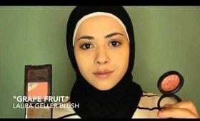 Soft Glow Makeup Tutorial| Bubblegum Pink Lips & Cheeks