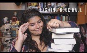 Exciting Book Haul || Librería Internacional/ Barnes & Noble || Marya Zamora