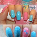Baby Blue Vs Pink