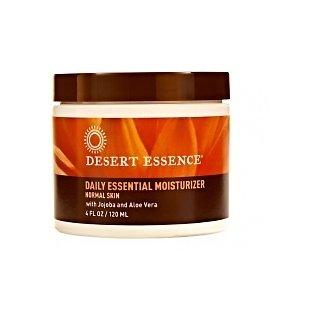 Desert Essence Daily Essential Facial Moisturizer