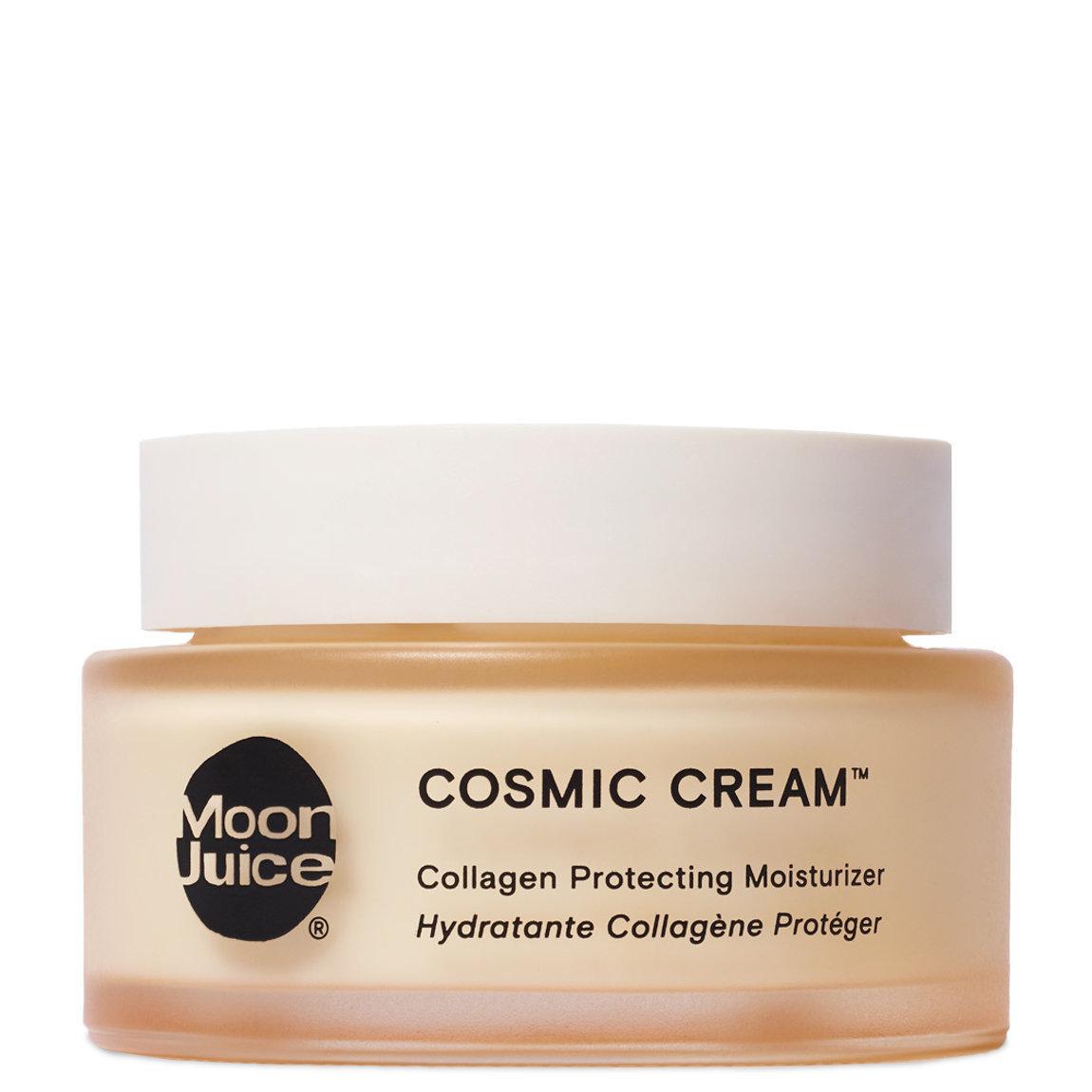 Moon Juice Cosmic Cream Collagen Protecting Moisturizer alternative view 1 - product swatch.