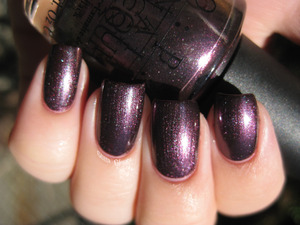 OPI Have You Seen my Limo?