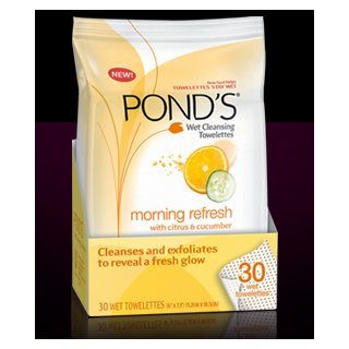 Ponds Morning Refresh  Towelettes