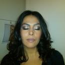 Bridal makeup-Trial