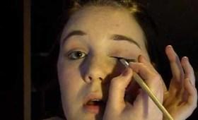 Eyeliner/Natural tutorial