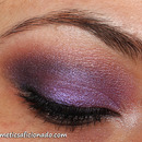 Purple Subtle Smoky Eye