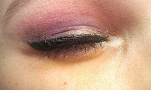 Pink&Purple Somky Eye