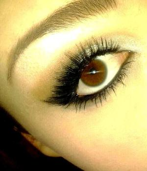 My makeup on Valentines dayy