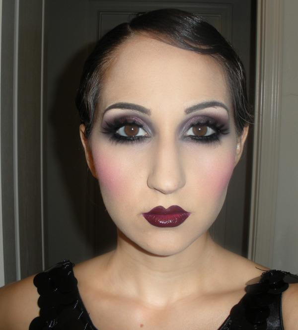 1920s makeup | Lauren C.'s (LCmakeup) Photo | Beautylish