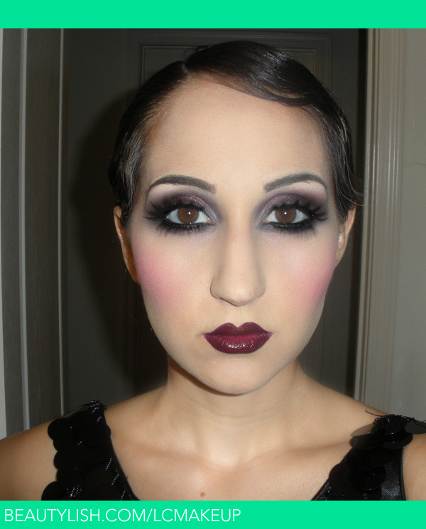 1920s Makeup Lauren C S Lcmakeup Photo Beautylish