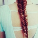Braid fish