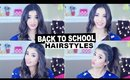 Back to School Hairstyles for Medium Hair