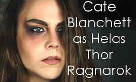 Cate Blanchett Helas. Thor Ragnarok