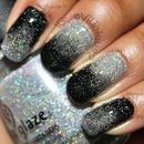 Silver & Black Gradient