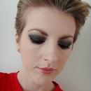 Fierce Hair Calls for Fierce Makeup