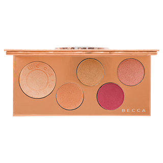 Pop Goes the Glow Face & Eye Palette
