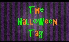 Halloween Tag!!!