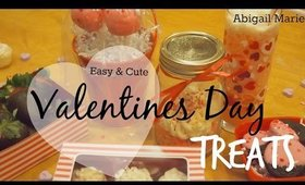 DIY Valentines Day Treats And Gift Ideas