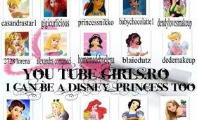 I Can Be A Princess Too - MULAN NAILS