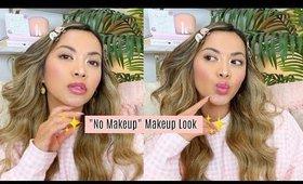"""""""No Makeup"""" Makeup Look   Glowy And Fresh Everyday Makeup"""