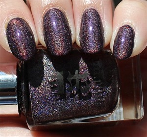 From the Burne-Jones Dream Collection. Click here to see my review and more swatches: http://www.swatchandlearn.com/a-england-sleeping-palace-swatches-review/