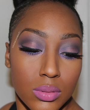 Full details on the look can be found here: http://bit.ly/AmethystFrost