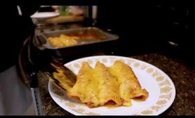 Easy Homemade Enchilada Recipe