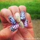 Butterfly Nails!