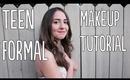Bella's Winter Formal Makeup | OliviaMakeupChannel