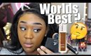 BETTER THAN FENTY??? New Maybelline Superstay Foundation | Review