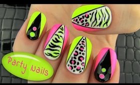 Party Nails!