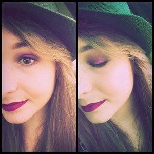 Too Faced - Chocolate Bon Bons palette & Colourpop's liquid lipstick in More Better.