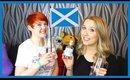SCOTTISH YOUTUBERS GET PERSONAL | A Wee Ginwag ft. WeeScottishLass