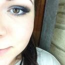 Brown Blue Smokey