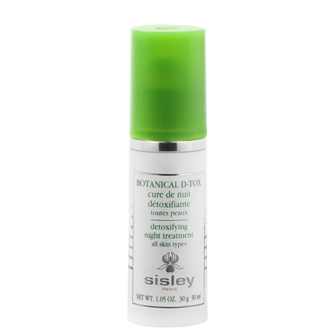 Sisley-Paris Botanical D-Tox Detoxifying Night Treatment alternative view 1 - product swatch.